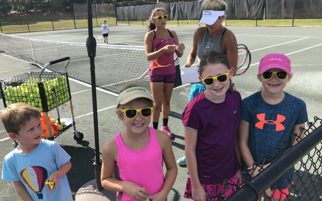 JR Tennis Clinics Fall Sessions – Starting Sep 15th