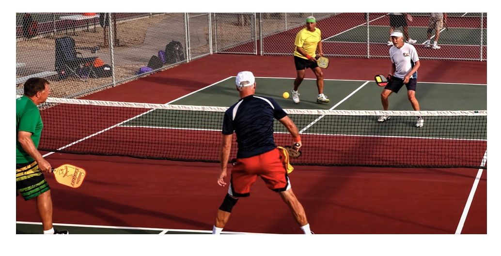 Pickleball Seven Lakes NC
