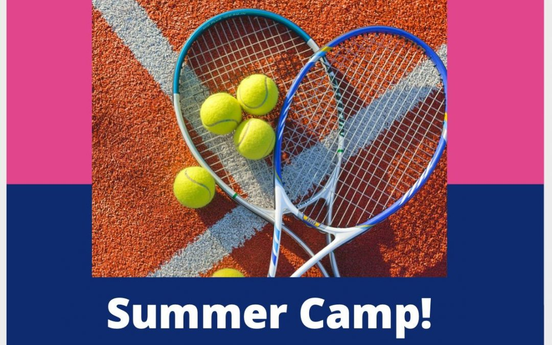 Kids Summer Tennis Camp | Summer Tennis Camp Moore County NC