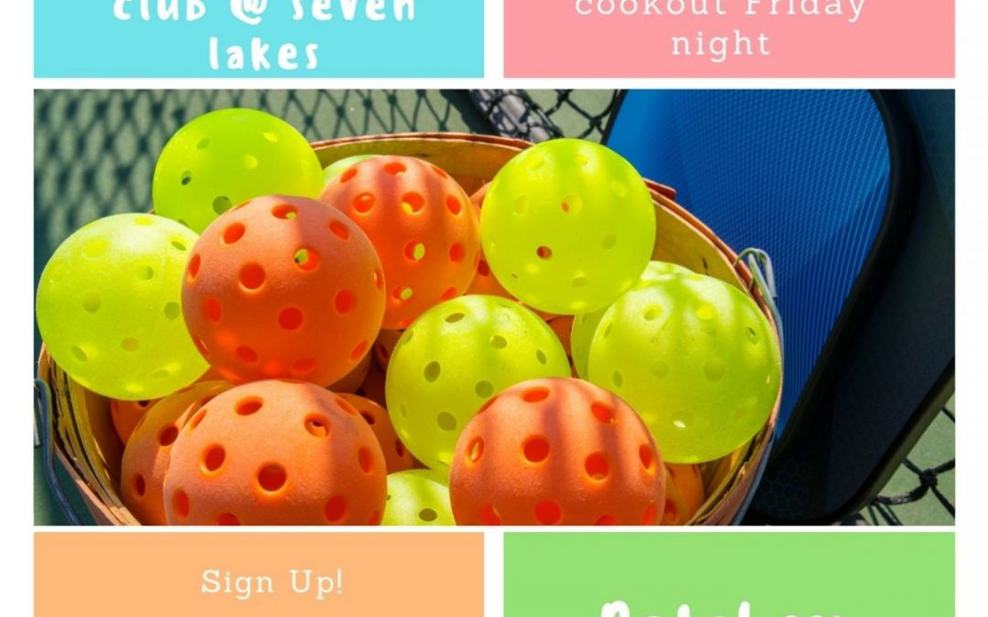 Pickle-Ball Tournament | 9-10 Oct