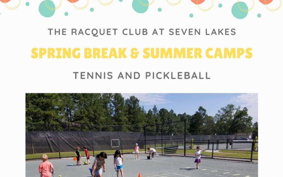 Spring Break & Summer Camps – June 7 – July 15