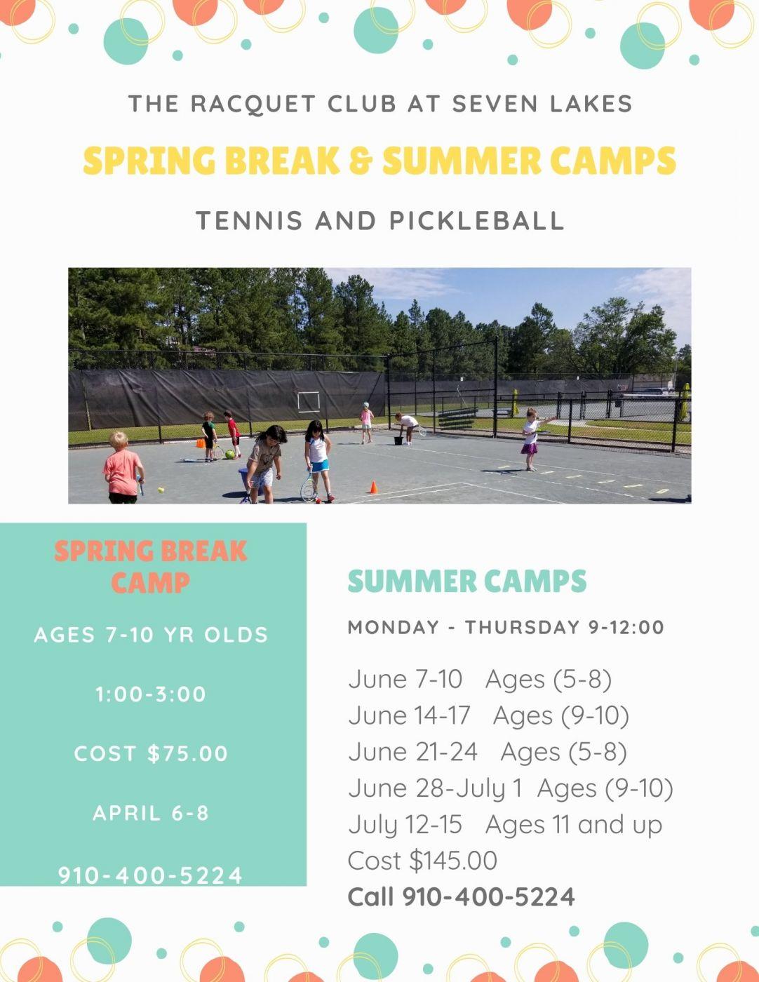 Tennis Spring Clinic